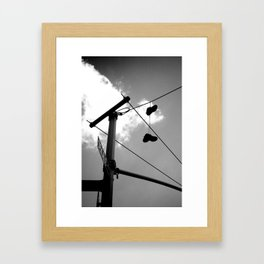 Dekalb Framed Art Print