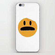 Moustache 02 iPhone & iPod Skin