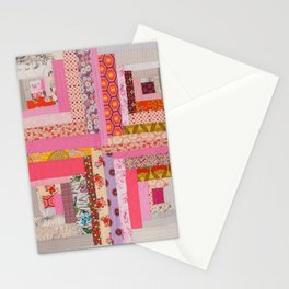 Log Cabin Stationery Cards
