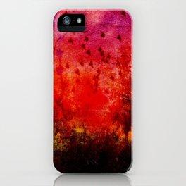 The flock iPhone Case