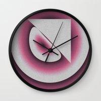 breakfast Wall Clocks featuring Breakfast by Palas Kumar Ray