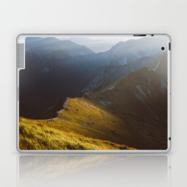 Just go - Landscape and Nature Photography Laptop & iPad Skin
