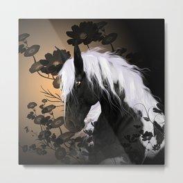 Wonderful horse Metal Print