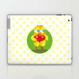Love chicken Laptop & iPad Skin