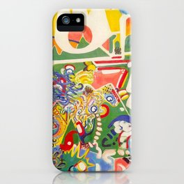 Who Does Your Love Serve? iPhone Case