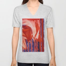 Gates Blowing In The Wind No. 1 Unisex V-Neck