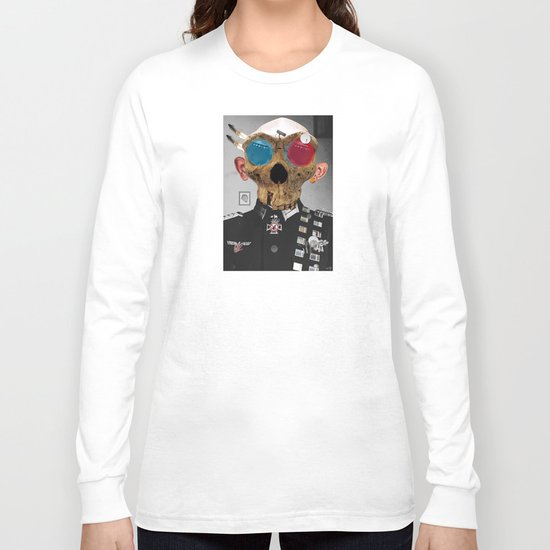 War Collage 1 Long Sleeve T-shirt