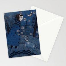 December Park (3) Stationery Cards