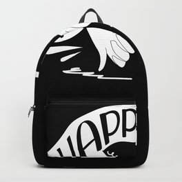 Happiness Love Couple Backpack