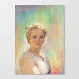 Mary Morstan Canvas Print