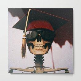 My Bloody Graduation Metal Print