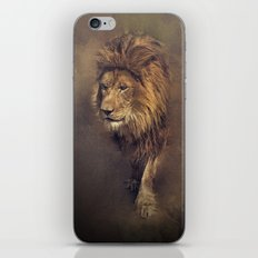 King of The Pride iPhone & iPod Skin