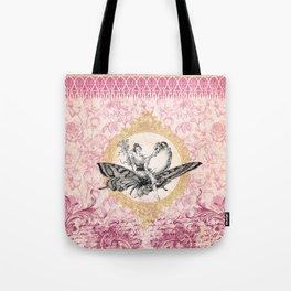 Vintage Fairy Queen Tote Bag