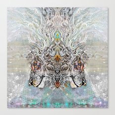 Tribal°Soul^ Canvas Print
