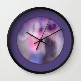 SECRET DANCERS Wall Clock