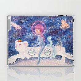Space Edelweiss Laptop & iPad Skin