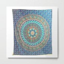 Beautiful Wall Hanging Tapestry Metal Print
