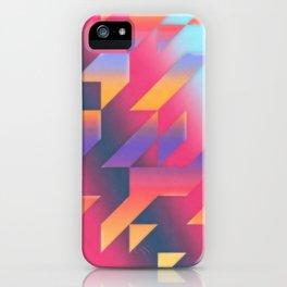 Gradient Harmonies iPhone Case