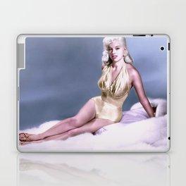Diana Dors 50s Bombshell Laptop & iPad Skin