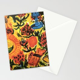 Late Summer Detail  Stationery Cards