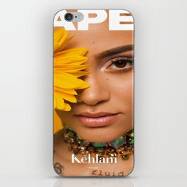 Kehlani 21 iPhone Skin