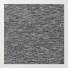 Athletic Grey Canvas Print
