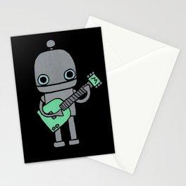 Rockin' Mach Stationery Cards