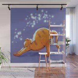 Magic cat Wall Mural