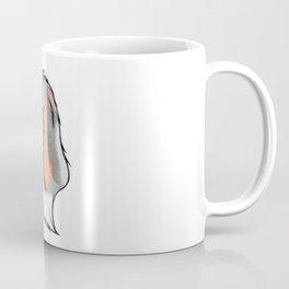 Cross{ed} Fox Coffee Mug