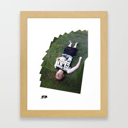 Bailey Framed Art Print