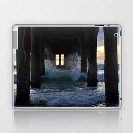 c r a s h i n g Laptop & iPad Skin