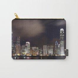 Hong Kong-Riverside View Carry-All Pouch