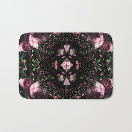 Givenchy all over flower and camo printed nightingale  with detachable shoulder strap and one int Bath Mat
