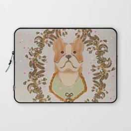 Sgt. Stubby Ultimate Boston Terrier Good Boy WWI Hero With Confetti Laptop Sleeve
