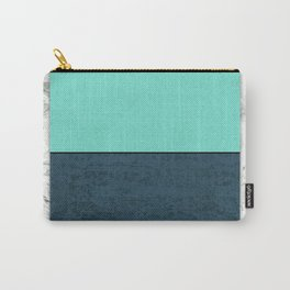 Horizon Marble Carry-All Pouch