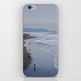 Cold Beach iPhone Skin