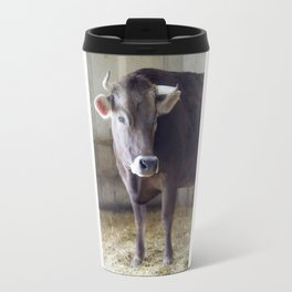 For the love of cows Travel Mug