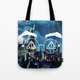 Horcrux Potter Tote Bag