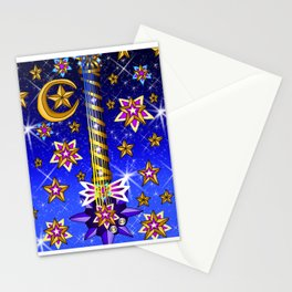 Fusion Keyblade Guitar #164 - Starlight & Star Seeker Stationery Cards