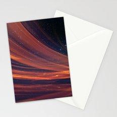 Star Streaks Stationery Cards