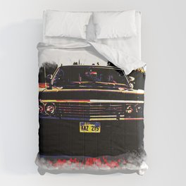 Impala multicolored (Supernatural) Comforters