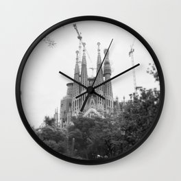 At First Sight Wall Clock