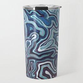 Abstract #1 - I Intense Winter Travel Mug