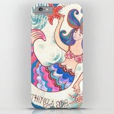 Mermaid Slim Case iPhone 6 Plus