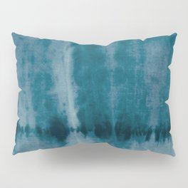 Tye Dye Denim Pillow Sham