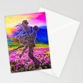 Dance of Joy Stationery Cards