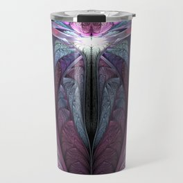 Satin Flame Travel Mug