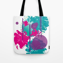 Fickle Queen Tote Bag