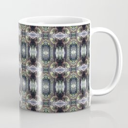 """forest """"troll"""" in the snow #2 pattern Coffee Mug"""