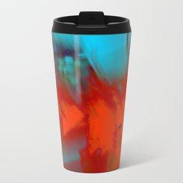 Flouers Travel Mug